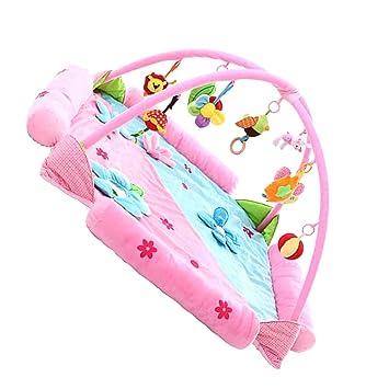Spielbogen Musik Spielmatte Krabbeldecke Spieldecke Babydecke Erlebnisdecke Baby