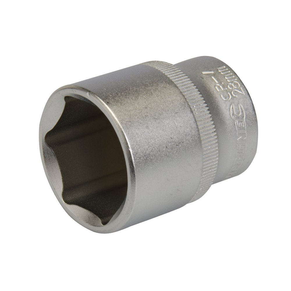 Silverline 726041 10 mm, 1/2-inch Drive Metric Hex Socket SLTL4