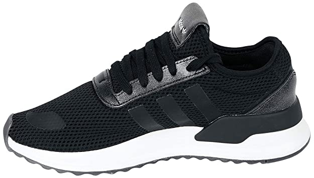 adidas Originals Sneaker U_Path Run W EE7159 Schwarz Glitzer