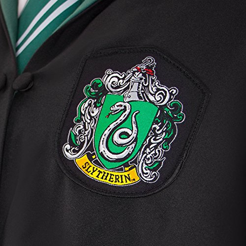 Authentic Official Tailored Wizard Robes Cloak Harry Potter Robe Adults and Kids Size Cinereplicas