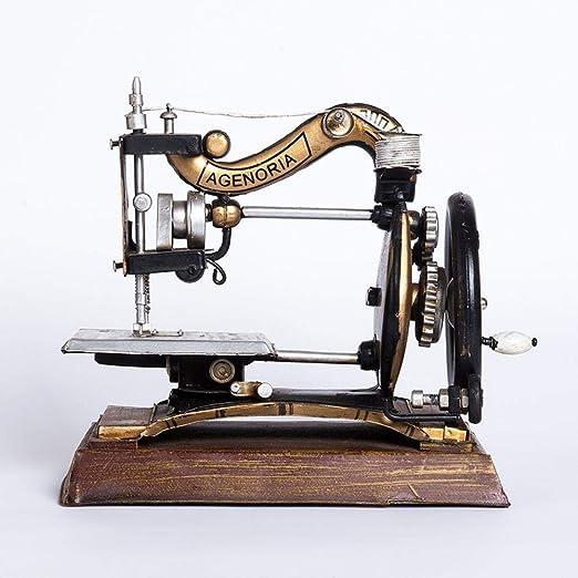 Ludage Accesorios para el hogar artesanías, Modelo de máquina de ...