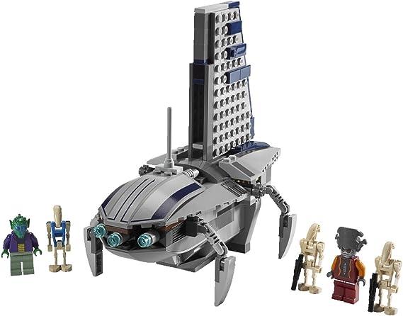 Brand New LEGO Star Wars 8036 Separatist Shuttle w//Nute Gunray /& Onaconda Farr