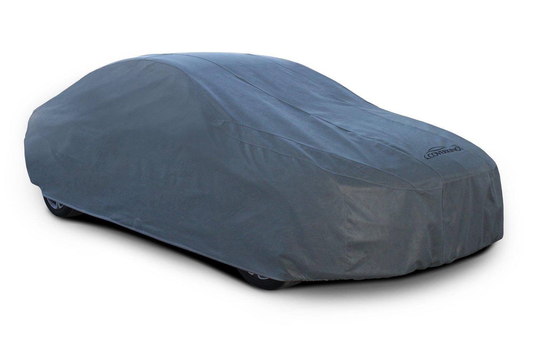 Coverkingカスタムフィット車のカバーAustin Mini Cooperモデル – ガードグレーB00TVVZWG6--