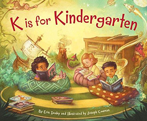 K is for Kindergarten (Sleeping Bear Alphabet Books)