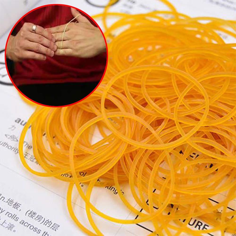 per scuola 600 pezzi Homo Trends artigianato industriale Elastici elastici ufficio casa