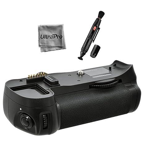 Empuñadura de Batería F/Nikon D600, D610: de Paquete Incluye MB ...