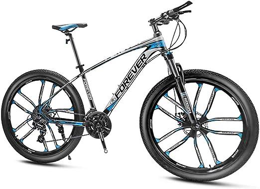 QMMD 27.5 PulgadasBicicleta Montaña, Hombres Hard Tail Bicicleta ...