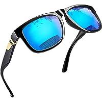 Joopin Gafas de Sol Hombre y Mujer Polarizadas Clásicas con Protección UV Retro Vintage Gafas…