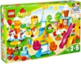 LEGO - 10840 - DUPLO - Jeu de Construction - le parc d'attraction