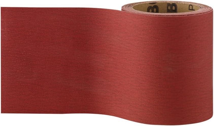 2609256B78 Papel de lija BOSCH rojo 93 millimeter x5m K240