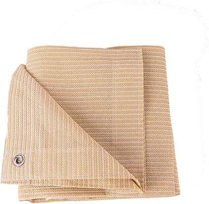 Shade cloth Ispessimento Balcone criptato Cortile Plant Protezione Solare Isolamento Multi-Carne Ombreggiamento Netto Tasso di Copertura 90/% Ombreggiamento Floreale allaperto