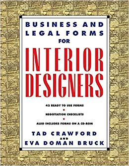 Buy Business And Legal Forms For Interior Designers Book Online At - Buy legal forms
