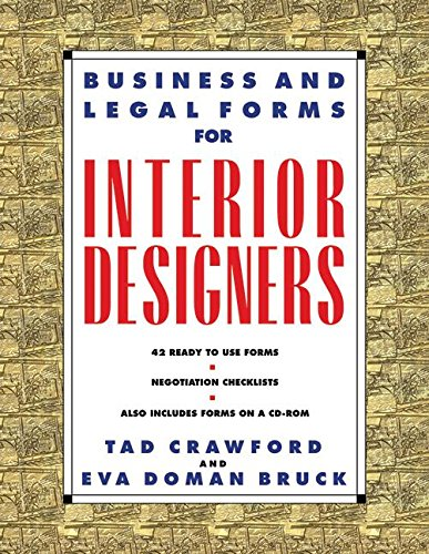 Layout Business Design (Business and Legal Forms for Interior Designers (Business and Legal Forms Series))