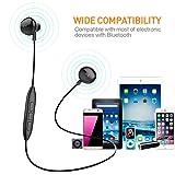 LSXD Bluetooth Headphones, V4.1 Magnetic Noise