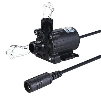 220v 15w Au Plug 800l/h Submersible Water Pump Usb 3w Fountain Fish Tank Pump #s Fish & Aquariums Pet Supplies