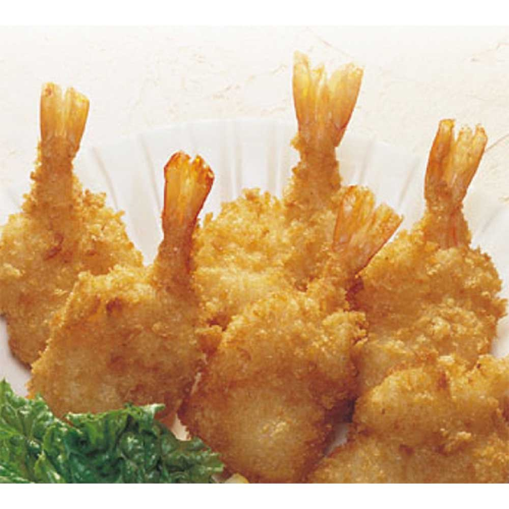 Tampa Maid Advantage Breaded Butterfly Shrimp - 16/20, 3 Pound -- 4 per case. by Tampa Maid Seafood