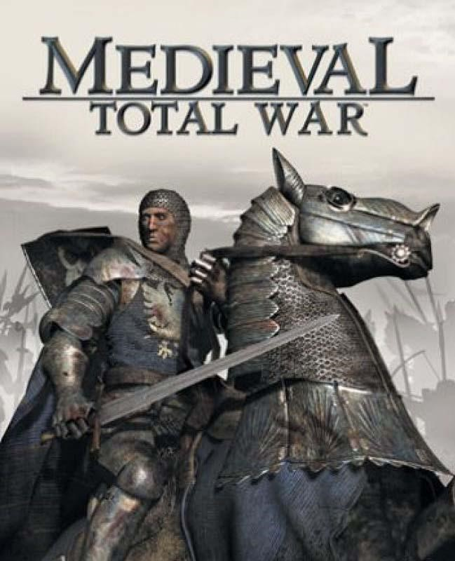 Medieval : Total War [Online Game (Medieval Strategy Games Pc)