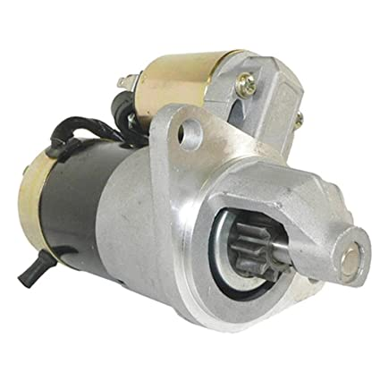 Amazon com: NEW STARTER MOTOR FORD TRACTOR 1100 1110 1200 2