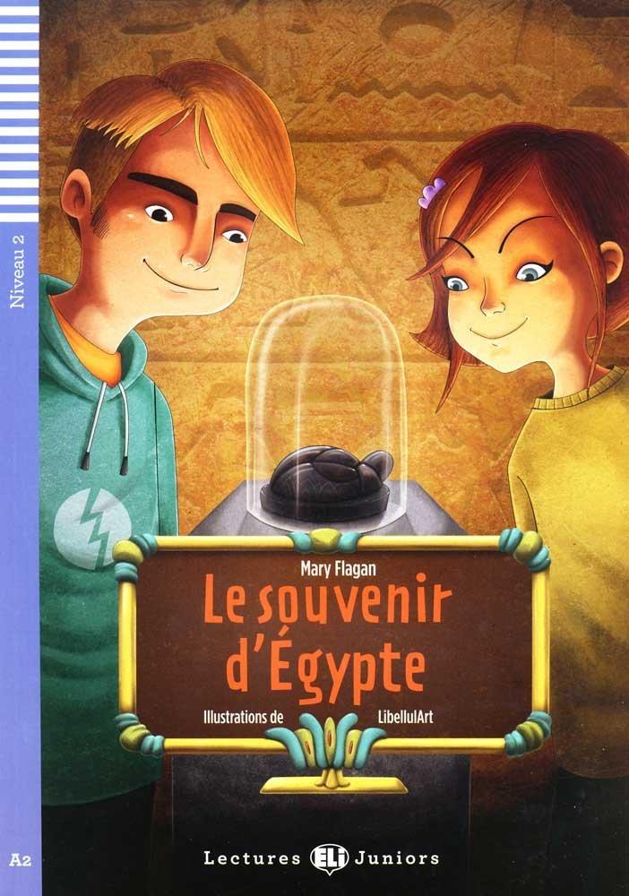 Con espansione online Copertina flessibile Le souvenir d/'Égypt Con CD Audio