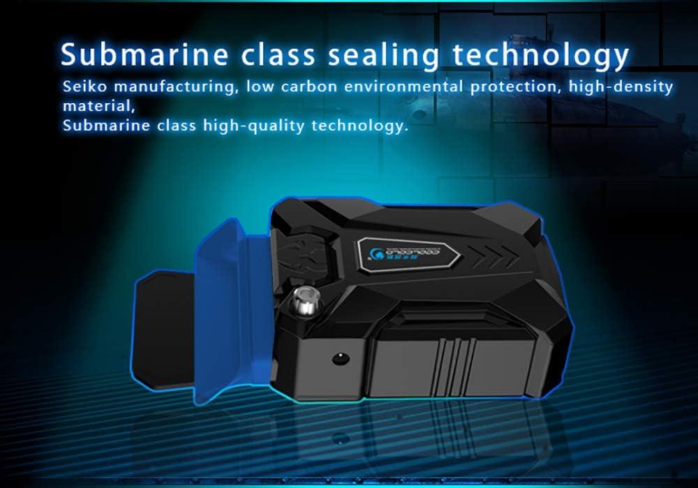 Docooler K27 Portable Notebook Laptop Cooler USB Air Extracting Cooling Vacuum Fan Radiator