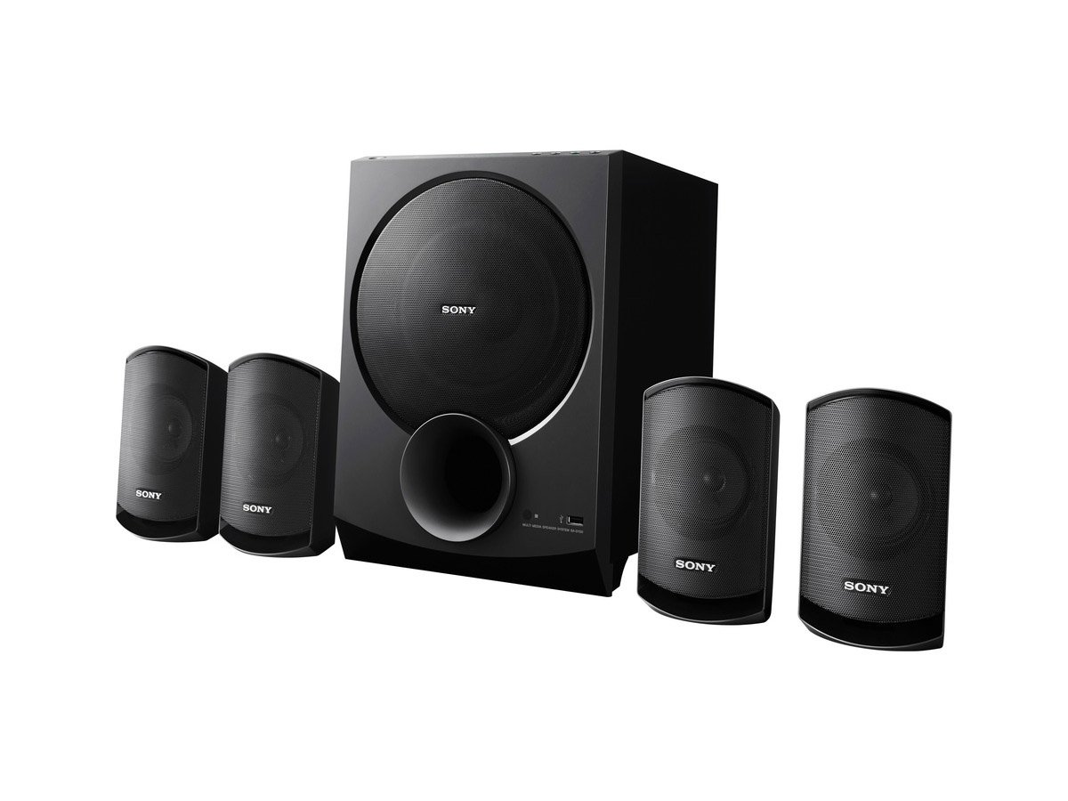 Sony Sa D100 Multimedia Speaker System With Bluetooth Price Buy Us Blaster Products Car Audio Wiring Kits Usb 6128 Online In India
