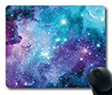 61KrOByfNQL. SL160  - AliBli Extended Gaming Mouse Mat / Pad - XL Large, Wide (Long) Mousepad, Stitched Edges 27.5x11.8
