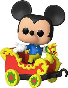 FUNKO POP! Train: Casey Jr.- Mickey in Car