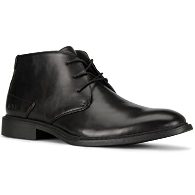 MARC NEW YORK Men's Russell Fashion Boot, Black, ...
