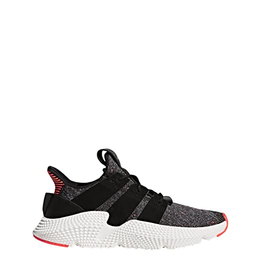Adidas gli originali prophere scarpe nero / rosso solare