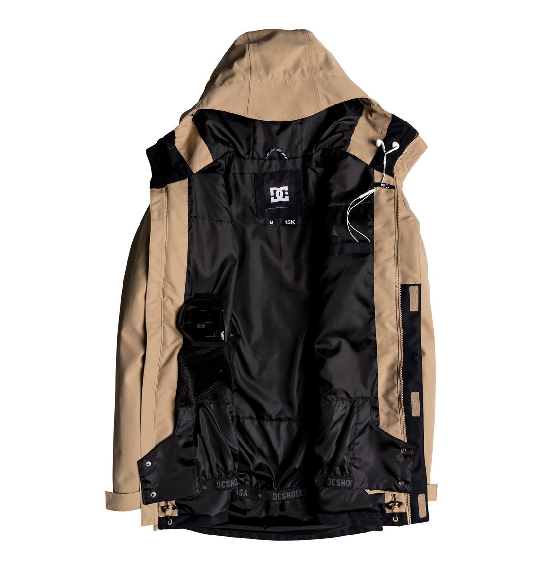 DC Shoes Merchant - Chaqueta Polar para Hombre: DC Shoes: Amazon.es: Deportes y aire libre