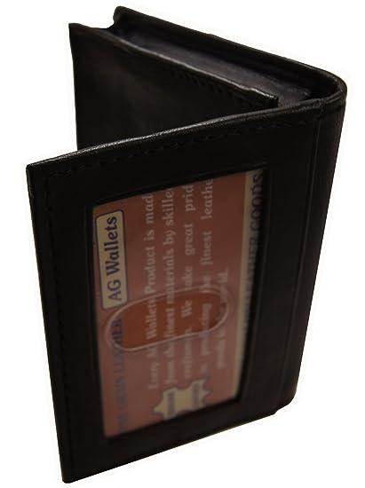 Ag wallets leather expandable credit card outside id business card ag wallets leather expandable credit card outside id business card holder wallet colourmoves
