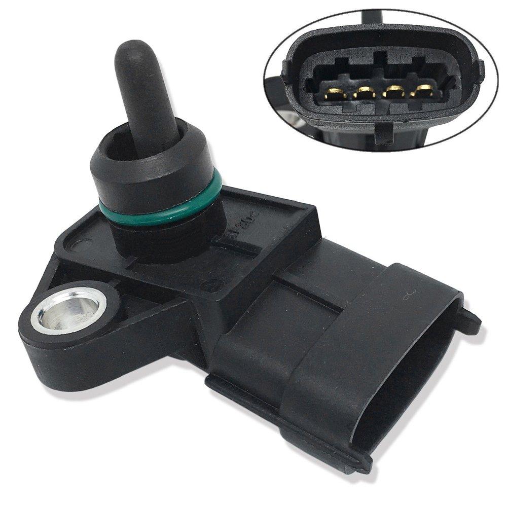 US Wearhouse folconroad Map Sensor for 08-15 Hyundai Kia 1.6L 2.0L 2.4L 3.3L 5.0L M 393002B000