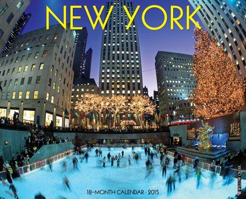 2015 calendar wall new york - 3