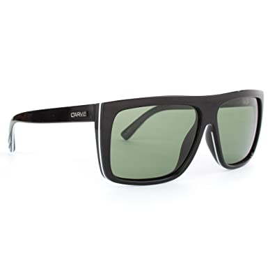 Carve Scar Gafas de Sol Black Polarized Talla única: Amazon ...