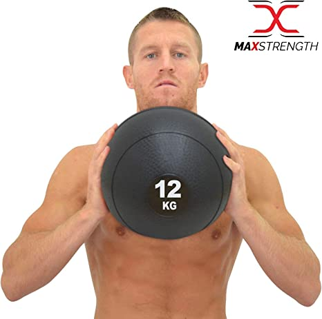 MAXSTRENGTH – Slam Bola no Rebote 12 kg, 10 kg Crossfit ...