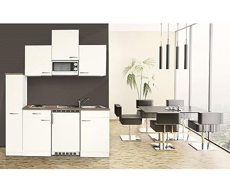 respekta KB180WWMI - Bloque de cocina (180 cm, microondas), color ...