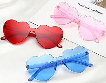 Details about  /Fancy Sunglasses Multi-shaped Colorful Glasses for The Holidays