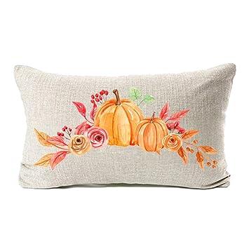 Amazon.com: MFGNEH - Funda de cojín para sofá, diseño de ...