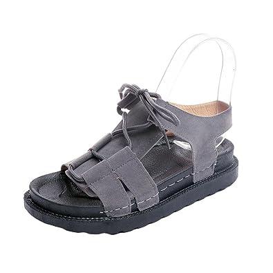 Grande Sandales Plates Taille Angelof FemmesFemmes wOuTkPZXi