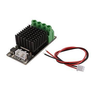 Wildlead MOSFET - Controlador de calefacción para impresora 3D, 30 ...