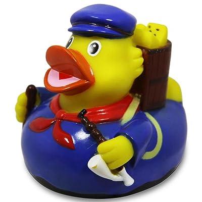 City Duck© Muensterland - Canard de bain + étiquette