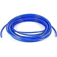 10m 10m 6mm x 4mm pneumatique polyuréthane PU Tuyau Tube Tuyau Bleu