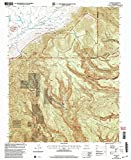 YellowMaps Bland NM topo map, 1:24000 Scale, 7.5 X 7.5 Minute, Historical, 2002, Updated 2003, 26.9 x 22 in - Tyvek