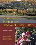Introduction to Forests and Renewable Resources, Sharpe, Grant W. and Hendee, John C., 1577666283