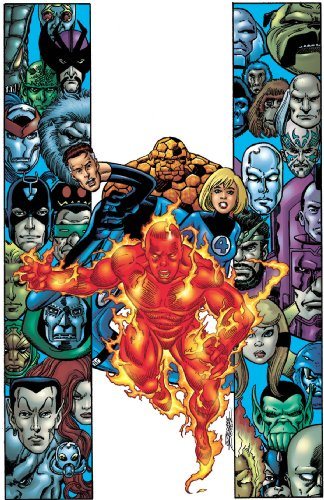 Fantastic Four Visionaries - George Perez, Vol. 1