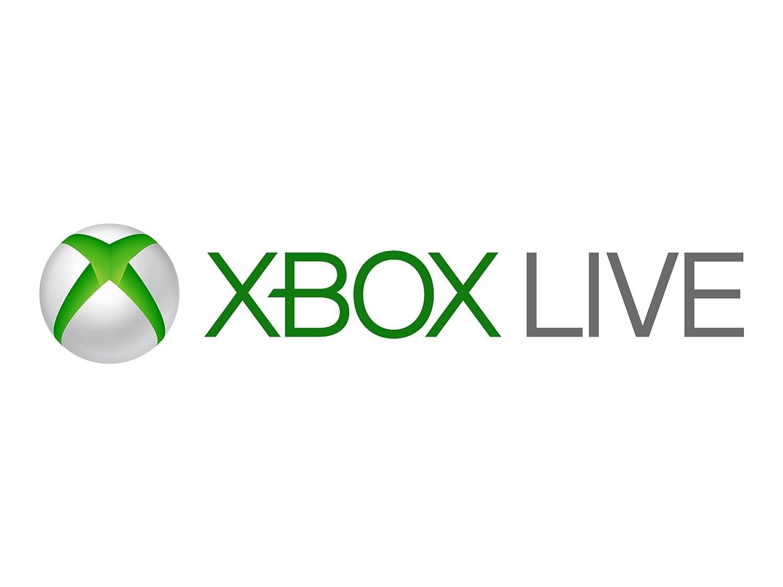 Microsoft Xbox Live Gold 12 Months Tarjeta de Juegos: Amazon ...