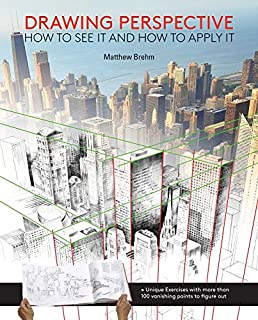 Book Cover: Drawing Perspective: How to See It and How to Apply It