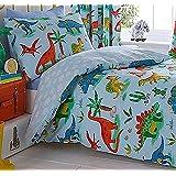 Dinosaur World Toddler Bedding