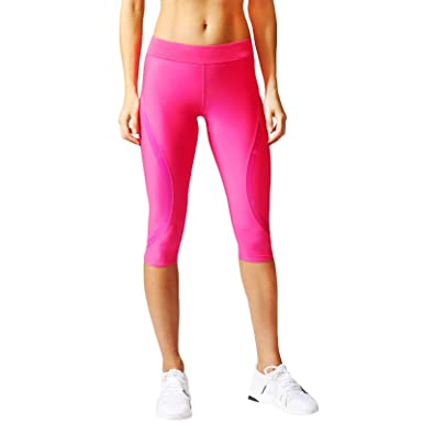 acea508b5f929 Image Unavailable. Image not available for. Color: adidas Performance  Womens Run 3/4 Stella McCartney Leggings ...