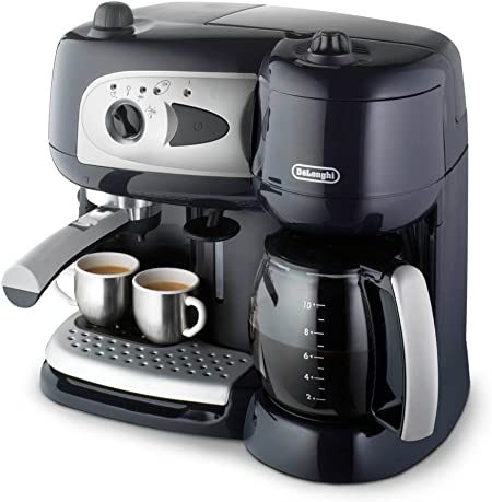 DeLonghi BCO 260.CD.1 Independiente Manual - Cafetera (Independiente, Cafetera combinada, 2,6 L, Dosis de café, De café molido, Negro): Amazon.es: Hogar